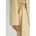 Пальто из шерсти, тапиока